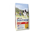 Dog Chow Active Adult 2,5 кг