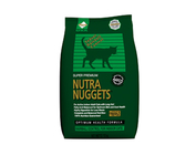Nutra Nuggets Indoor Hairball Control (зеленая) 18,14 кг
