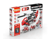 Конструктор INVENTOR MOTORIZED 90 в 1 з електродвигуном